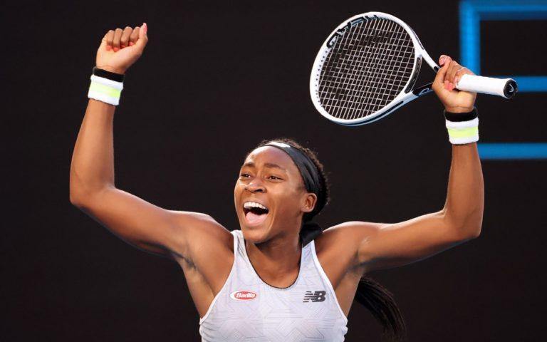 Australian Open: Reigning Champion Naomi Osaka has been defeated by the rising star Coco Gauff.