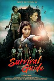 Ben Fritz' experience in his first horror feature film 'Survival Guide'