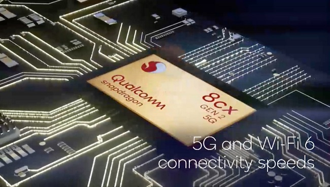 Qualcomm Snapdragon 8cx Gen 2 5G Chipset