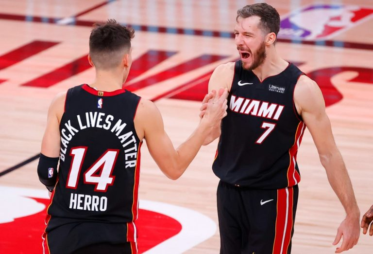 """Tyler Herro's 37 Points Helped Miami Heat to Convey the Social Message of """" Black Lives Matter"""""""
