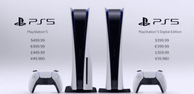 PS5 price revealed, the gaming console is being compared to XBox; God Of War: Ragnarok announced
