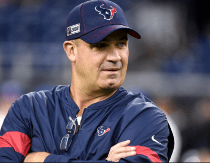 bill o'brien Houston