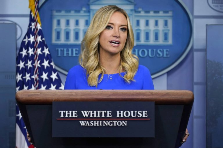 Kayleigh McEnany tests positive for Covid 19: Trump's Secretary after Donald Trump tested positive